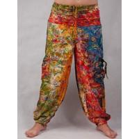 ... Turecké kalhoty - Aladinky - Haremky - Pumpy CI06 22c86567de