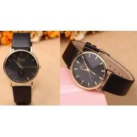 ... Luxusní dámské hodinky Geneva Platinum Classic Black 2ef88d4e524